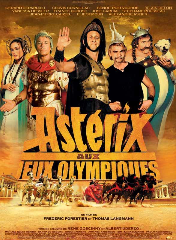 Asterix Aux Jeux Olympiques [DVDRiP - FR] [FS]