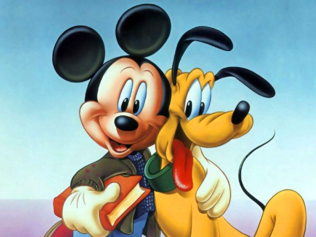 Dessin Animes Mickey Mouse