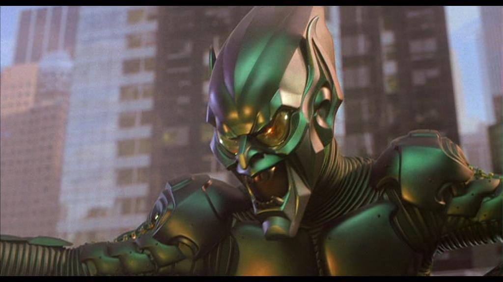 Film spider man page 2 - Bouffon vert coloriage ...