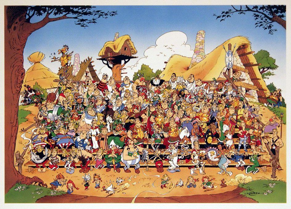 Asterix et obelix page 9 - Personnage asterix et obelix ...